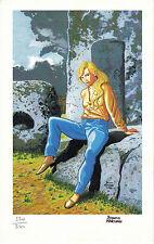 Ex libris La mémoire des ogres - Marivain - 1999