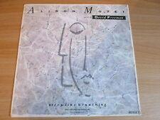 80er Jahre - Alison Moyet with David Freeman - Sleep like breaking