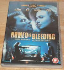 ROMEO IS BLEEDING DVD GARY OLDMAN JULIETTE LEWIS ROY SCHEIDER FILM MOVIE