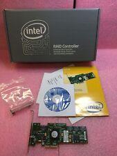 Intel SASWT4I LSI SAS3041E 4 Port SAS RAID Controller NIB Brand New! QTY: 1