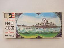 MES-60475Revell H-481 1:720 Prinz Eugen Bausatz,geöffnet