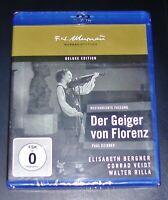 Il Violinista Di Florenz Deluxe Edition blu ray Spedizione più Veloce Nuovo &