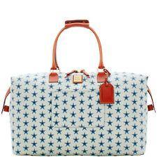 Dooney & Bourke NFL Dallas Cowboys Medium Duffel Bag RARE