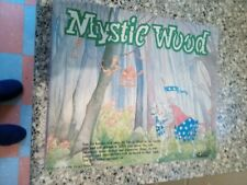 Vintage Gibson Games Mystic Wood Board Game 1980