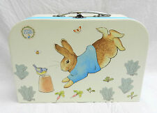 Peter Rabbit Suitcase Style Storage Box  - NEW