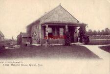 MEMORIAL HOUSE GROTON, CT