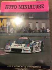 Auto Miniature magazine Volume 1 Issue 1