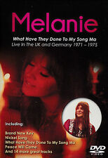 [BRAND NEW] DVD: MELANIE: WHAT HAVE THEY DONE TO MY SONG, MA