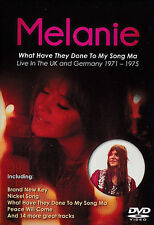 [NEW] DVD: MELANIE: WHAT HAVE THEY DONE TO MY SONG, MA