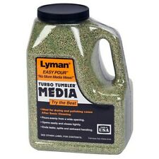 Lyman 7631307 Turbo Corncob Plus Small Tumbler Reload Case Cleaning Media