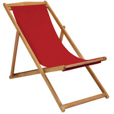 Chaises et fauteuils du XXe siècle rouge