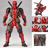 Avengers Revoltech Deadpool Action Figure Figurine with Accessories 16cm