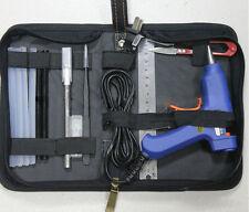 Temperatures Adjustble Top Electric Tool Hot Melt Glue Gun Set + 10 shop tool