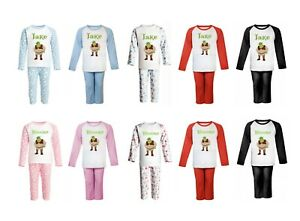 Shrek Personalised Pyjamas with embroidered name - 8 Styles available