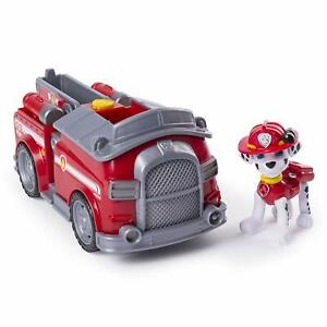 Paw Patrol Marshall's Transforming Fire Engine Truck Rescue Toy and Marshall Toy