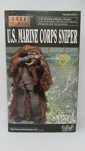 BBI Elite Force US Marine Corps Sniper 1:6 Collectors Action Figure - Snake
