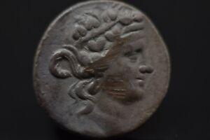 Thasos, Thrace, 168-148 BC. AR Tetradrachm. /N23