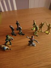 Vintage Cherilea Military Toy Soldiers
