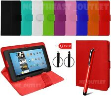 """Flip Case Cover for 10""""/10.1"""" Acer Iconia One 10 (B3-A10/A20/A20 FHD/A30) Tablet"""