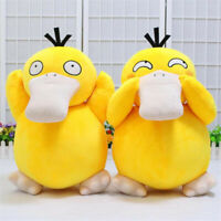 Cute 22'' Pokémon Psyduck Soft Plush Stuffed Doll Toy Pillow Toy Gift for Kids