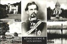 71930221 Starnberg Koenig Ludwig II von Bayern Votivkapelle Kreuz im See Schloss