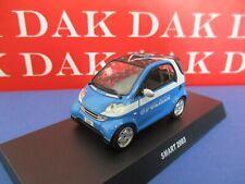 Die cast 1/43 Modellino Auto Polizia Police Smart 2003