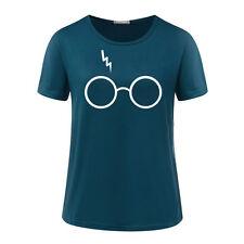 Women's Short Sleeve Cotton T-shirt Casual Blouse Tee Shirt Tops Summer T Shirts