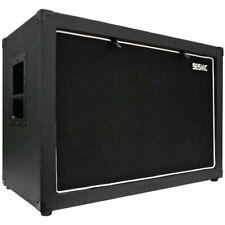 """Seismic Audio 12"""" GUITAR SPEAKER CABINET EMPTY 2x12 Cab NEW 212 Tolex"""