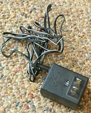 Vintage Bearcat Ac Adapter Input 117 Vac Out 9 Vdc 200 mA As-Is