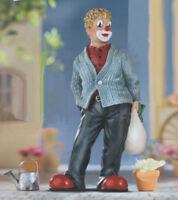 """Gilde Clown """"Der Ökologische"""" Mitglied Clowns Jahresfigur Jahresclown 2018 10233"""