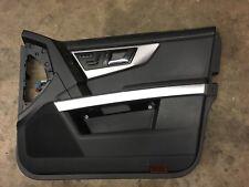 Mercedes Benz GLK Türverkleidung Leder mit Memory Paket Alu Optik Rechts Vorne