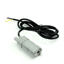 Micro Submersible Motor Water Pump DC 12V 1.2A 5M  840L/H 6-15V Quality UK