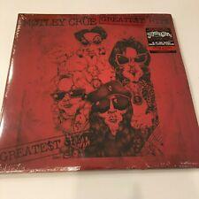 Motley Crue- Greatest Hits Double Vinyl LP