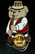 HRC HARD ROCK CAFE Bucharest Bear Series Traditional local chiude 2008 le500