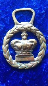 Royal Crown - Horse Brass Piece