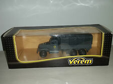 GMC TOURELLE V9536 VEREM-SOLIDO SCALA 1:43