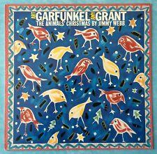 ART GARFUNKEL / AMY GRANT~ANIMALS' CHRISTMAS BY JIMMY WEBB~UK 12-TRACK VINYL LP