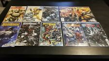 Vengeance of The Moon Knight Series 1-10 Full Run Comic Lot! Deadpool!