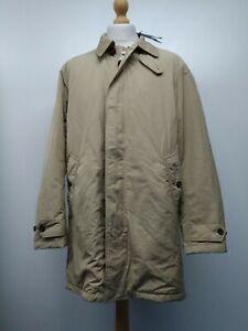 Bnwt POLO RALPH LAUREN Water Repellent Oxford Coat Sz M. Rrp£435 Ivy Varsity Mod