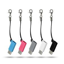 USB Cable Mini Micro USB Female to Type C 3.1 Male Adapter USB C Converter Good
