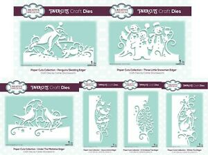 2020 - Creative Expressions - PAPERCUTS CHRISTMAS DIE COLLECTION - Your choice
