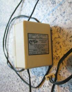 vintage * CAROLINES HOME - UK ELECTRIC TRANSFORMER - WORKING