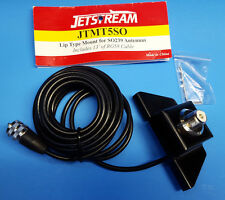 Jetstream JTMT5SO -  Trunk Lip Mount for UHF Type Mobile Antennas.  Inc. Coax