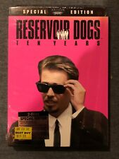 Reservoir Dogs (Dvd, 2002, 2-Disc Set Mr. Pink 10th Anniversary Limited Edition)