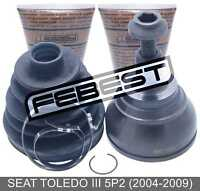 Outer Cv Joint 27X59.3X36 For Seat Toledo Iii 5P2 (2004-2009)