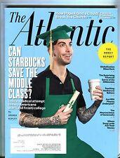 The Atlantic Magazine May 2015 Starbucks EX w/ML 102516jhe