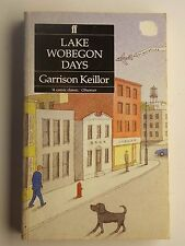 Lake Wobegon Days by Garrison Keillor 1990 reprint