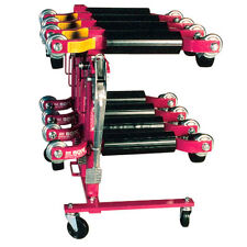 Gojak Vehicle 465 Jack Rack Storage - Carries Up To 4 Jacks - Pit/Garage/Car