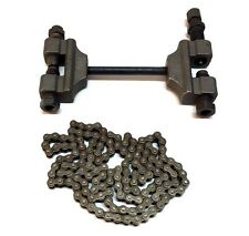 #25 180 LINK CHAIN AND CHAIN BREAKER ONE MASTER LINK