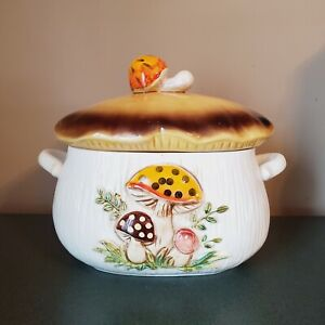Sears /& Roebuck Vintage Merry Mushroom Salt Pepper Shaker  One